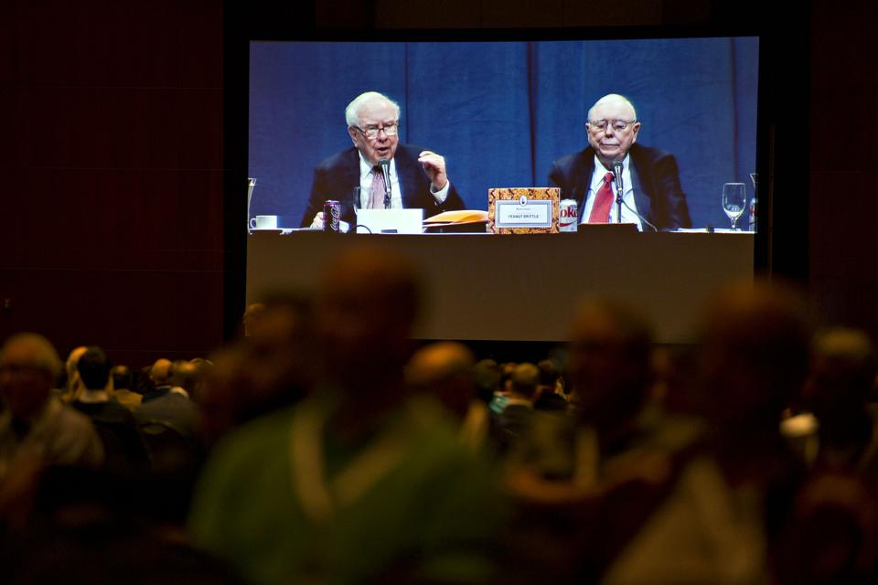 Warren Buffett: How To Turn $10,000 Into $51 Million And Other Wisdom From The Berkshire Meeting