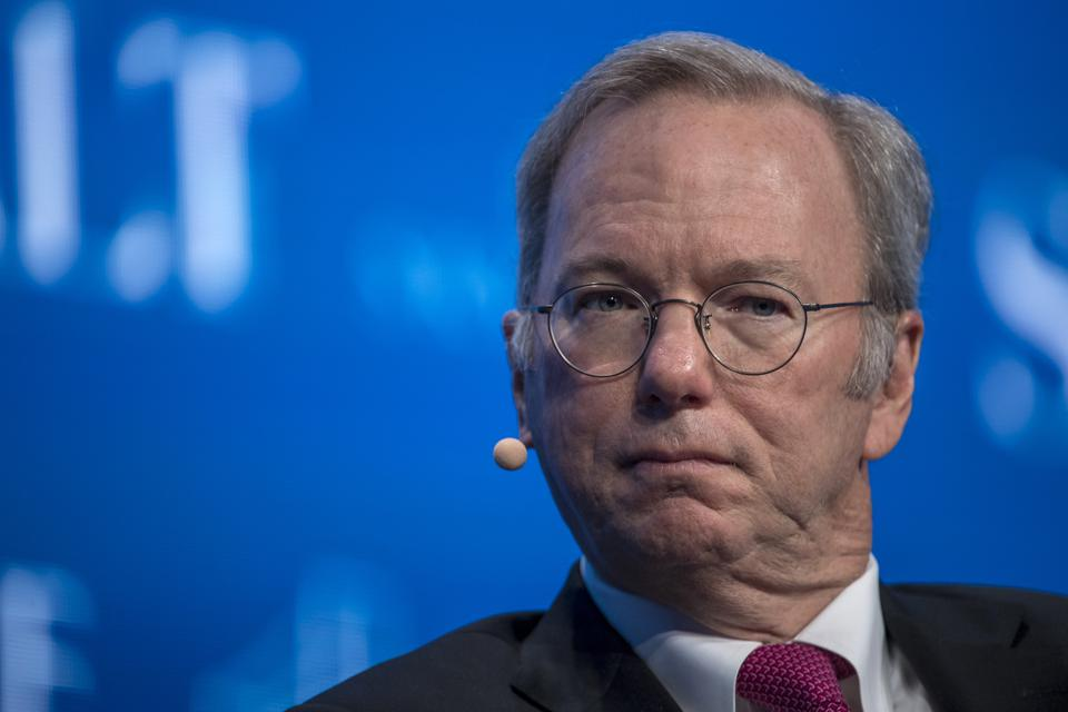 Eric Schmidt: 'Were The Killer Robots To Start, We Would Find A Way To Stop Them'