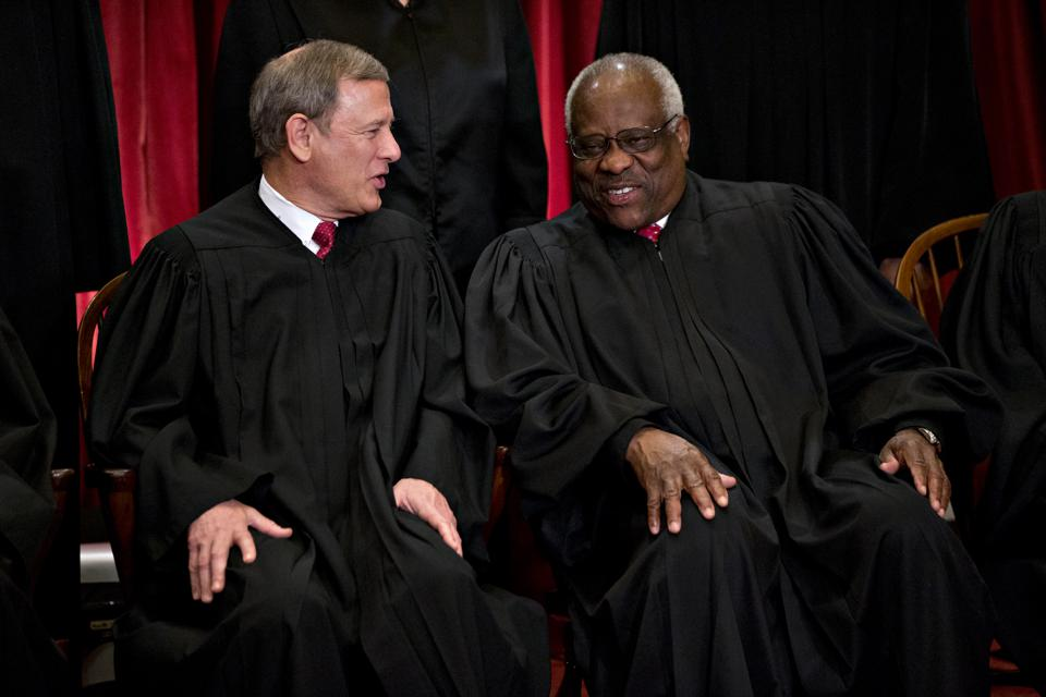 Justice Thomas' Ominous Threat Against A Vital Free-Press Precedent