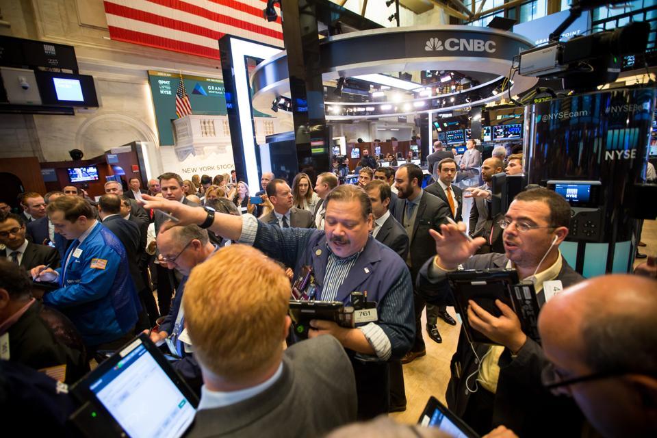 The WSJ, Not CNN, Captures Investor Mood: Non-Panicky Bear Market Headed Down