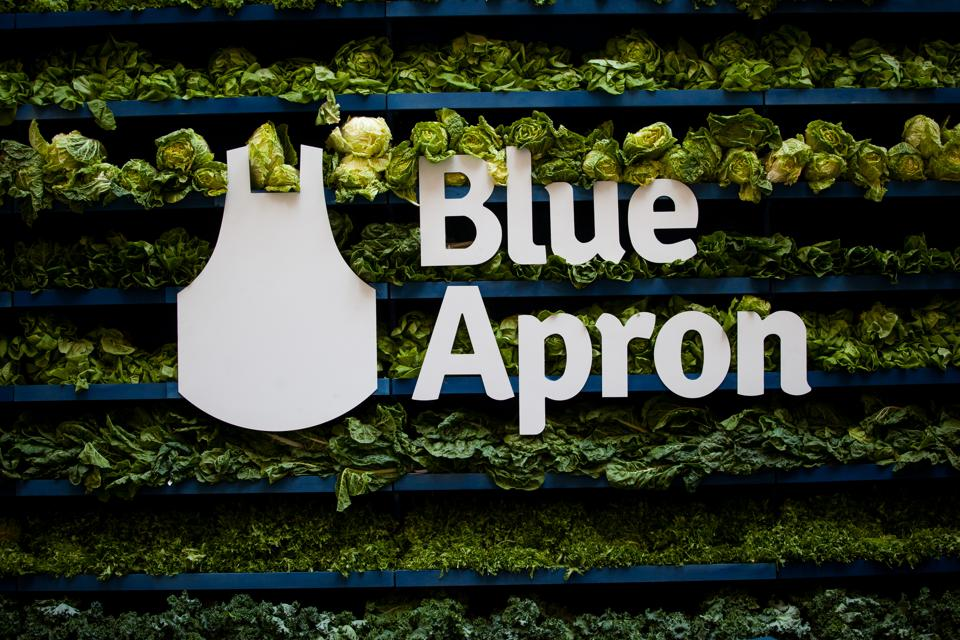 Anyone Trying To Catch Blue Apron Is Likely To End Up with Bloody Palms