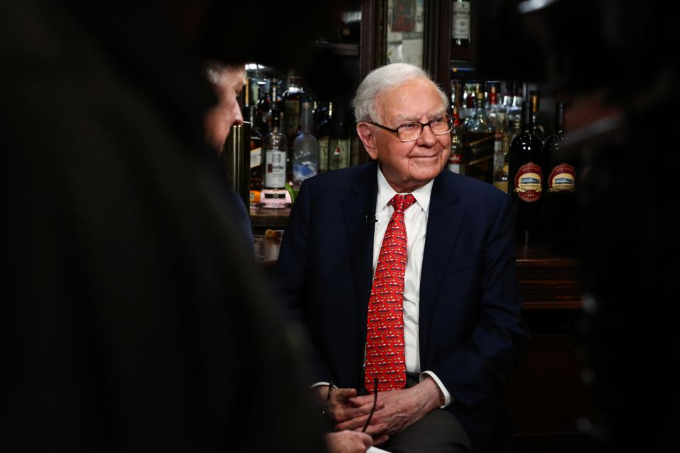 5 Stocks Warren Buffett Keeps Buying
