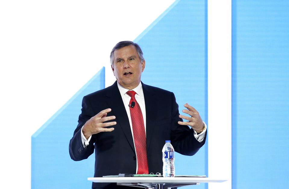 Change Manager Not Corporate Mandarin: Why Emerson CEO Likes To Break The Mold
