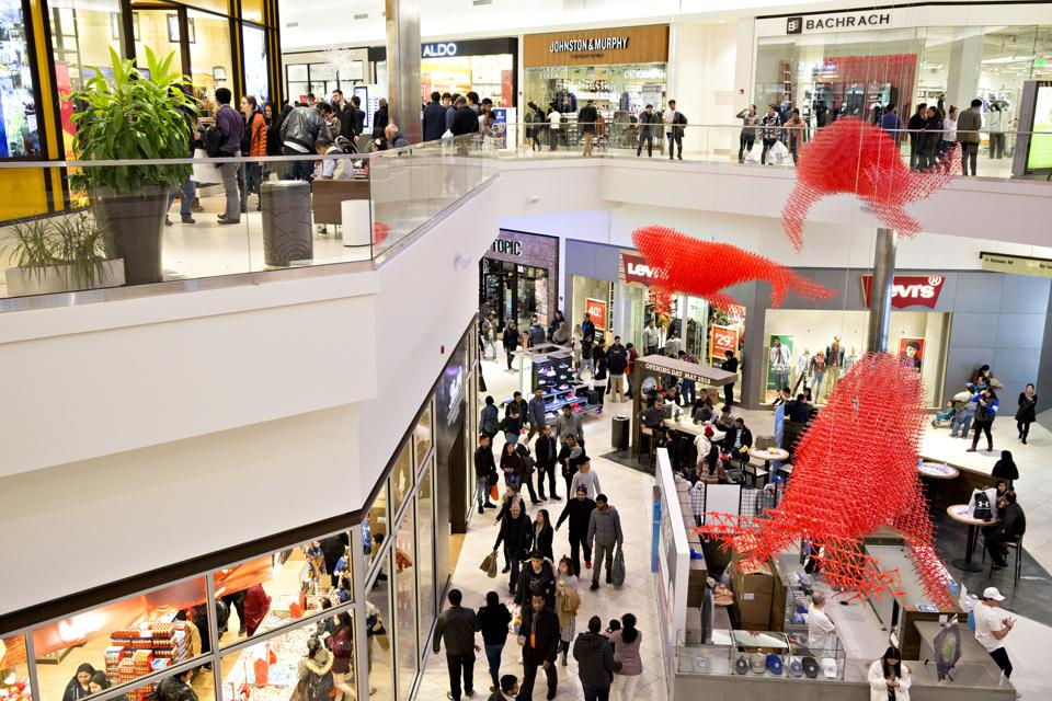 The Dark Side Of Holiday Shopping: As Sales Surge, Retailers Brace For Record Amount Of Theft