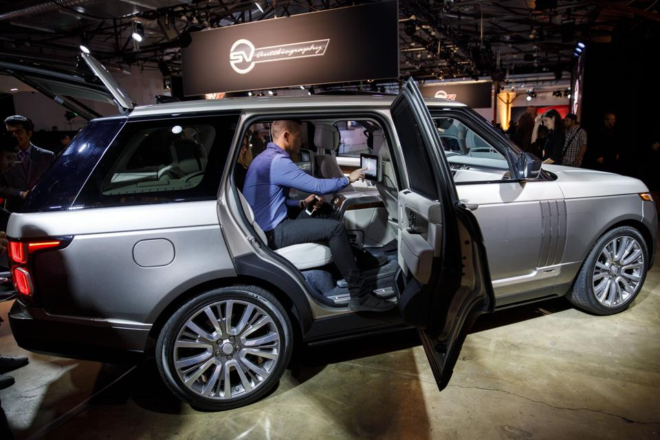 Jaguar Land Rover Makes Breakthrough In Cure For Motion Sickness