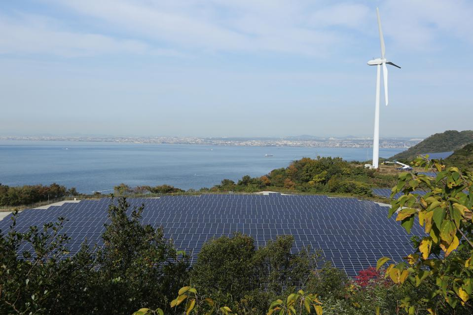 Half Of All Power Set To Come From Renewable Energy By 2050, While Coal Recedes To Just 11%