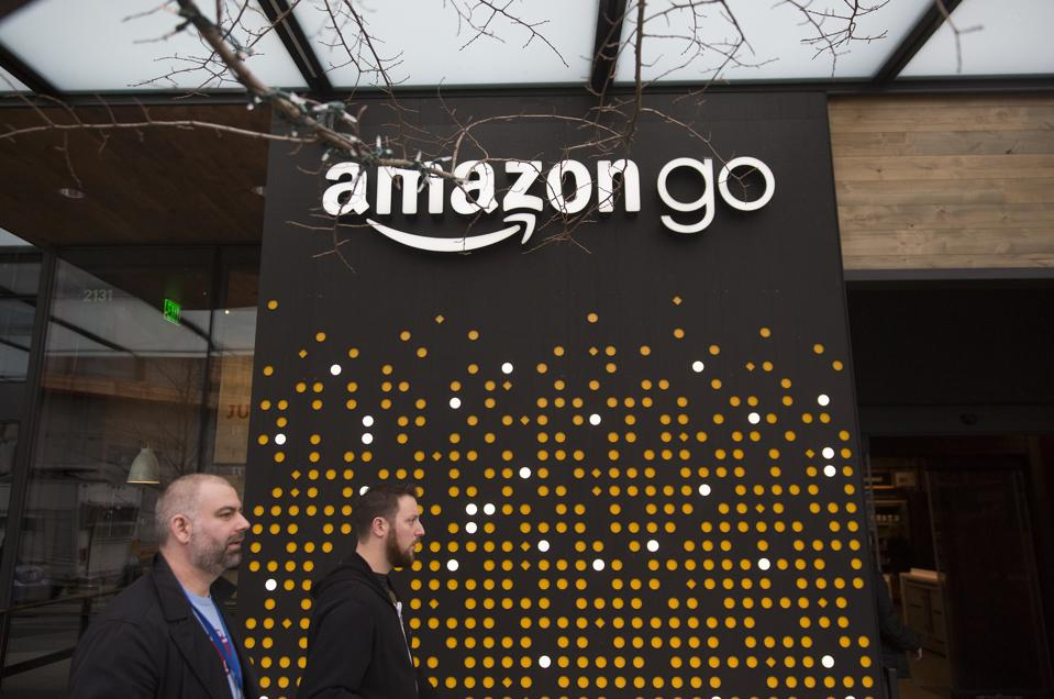Amazon Touches On A Larger Issue By Accepting Cash At Its Cashless Stores