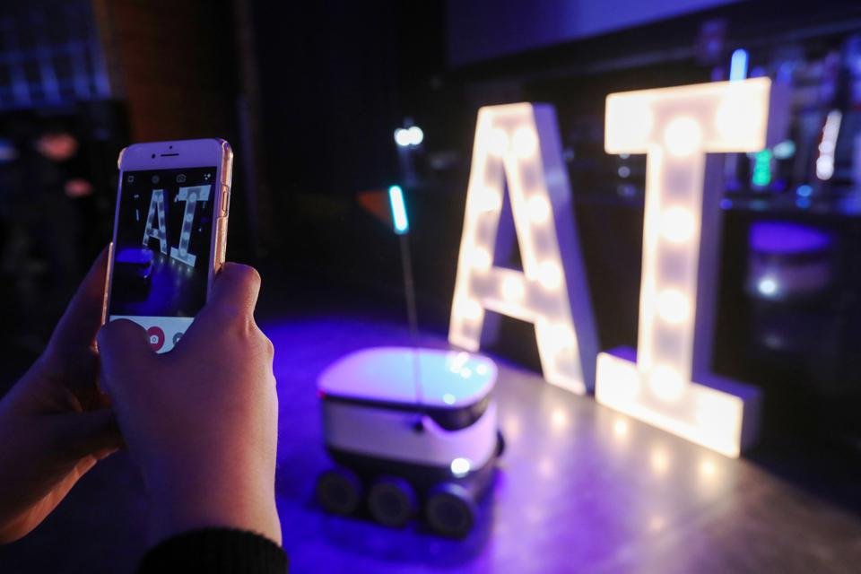 Democratizing Artificial Intelligence: Towards A 'Google Inside' Model Of Competition?
