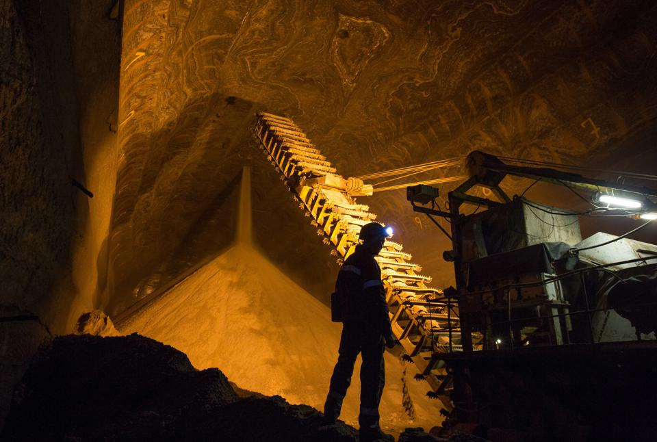 Strong Demand From Farmers For Crop-Boosting Potash Triggers A Mining Rush