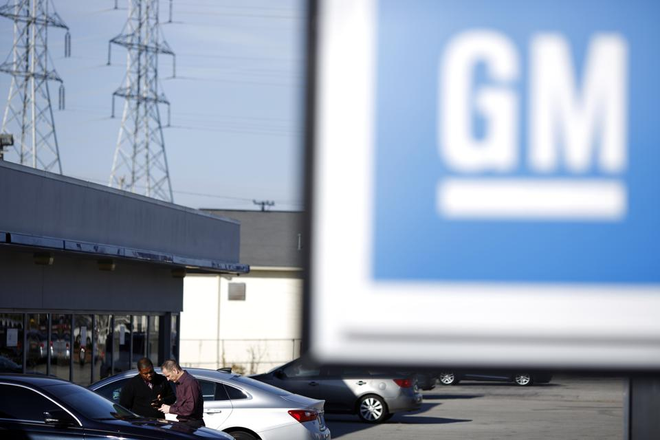 General motors is driving on the off ramp pre earnings General motors earnings