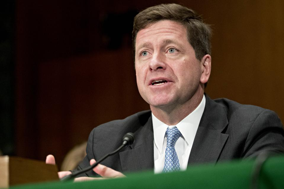 Jay Clayton: SEC Balancing Crypto Innovation And Investor Protection