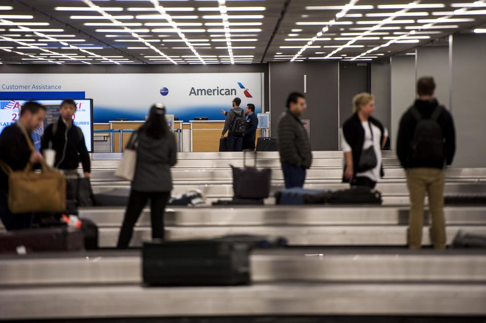 Airlines Earned $1.5B In Checked Bag Fees Last Quarter. It's The Tax Savings They Love Most.