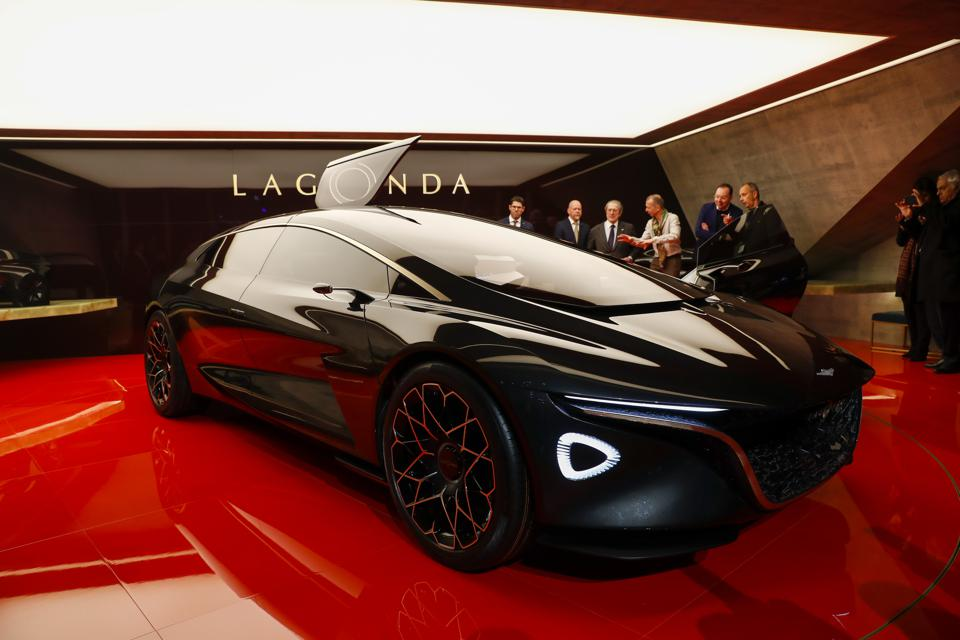 aston martin plans crossover suv as lagonda 39 s electric flagship. Black Bedroom Furniture Sets. Home Design Ideas