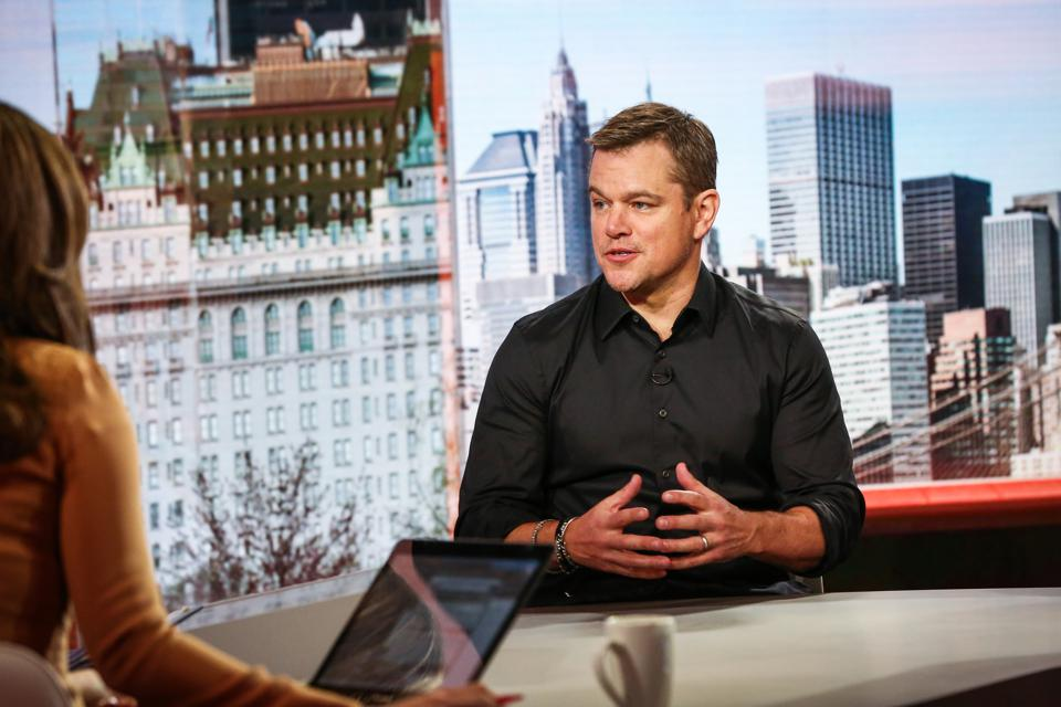 Matt Damon Helps Ethiopia's Water Crisis: How You Too Can Make A Difference