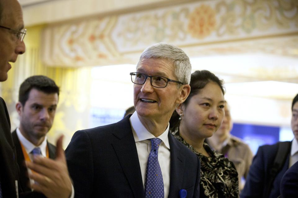 Apple Most Exposed of Big Tech from US-China Trade War