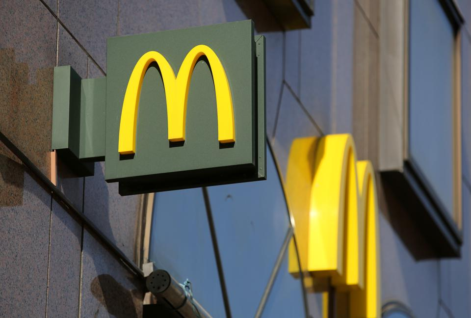 McDonald's Is Getting Rid Of Store Cashiers As Walmart Brings Them Back
