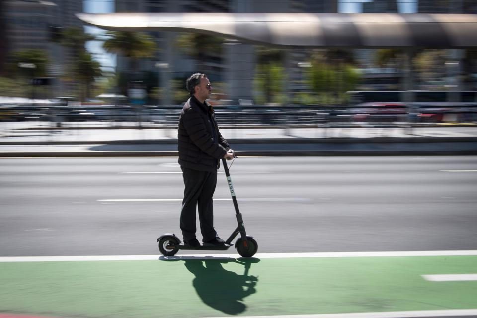 The Year Of The Scooter: The Good, The Bad, And The Road Ahead