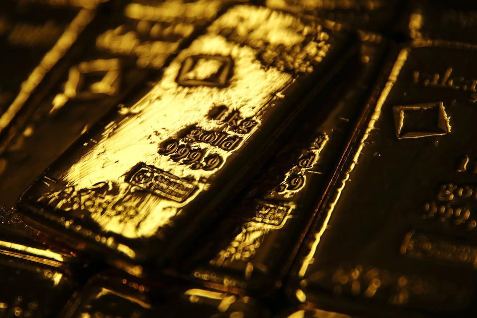 Take Gold Profits Now