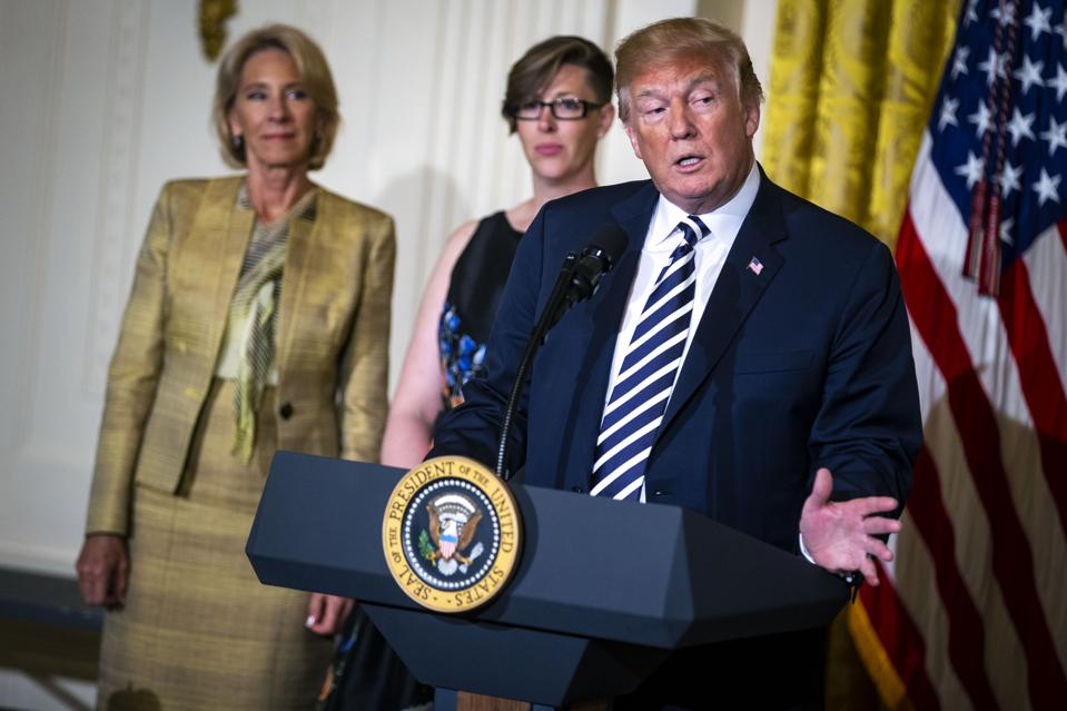 Trump Is Trying To Change The Meaning of Instructor, And It's Not Good