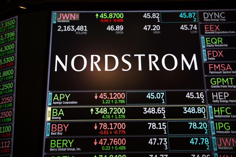 Nordstrom: No Good Deeds Go Unpunished