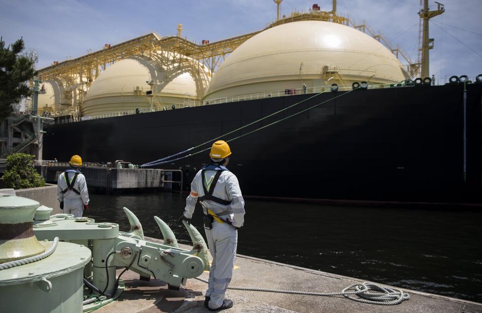 Who Will Feed The LNG Monster?