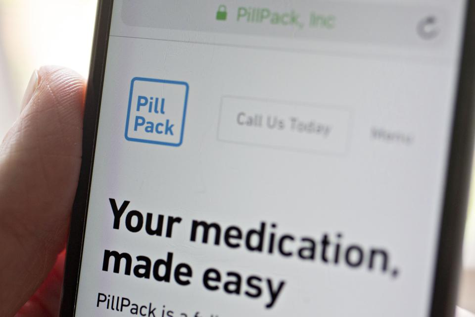 Image result for amazon pillpack