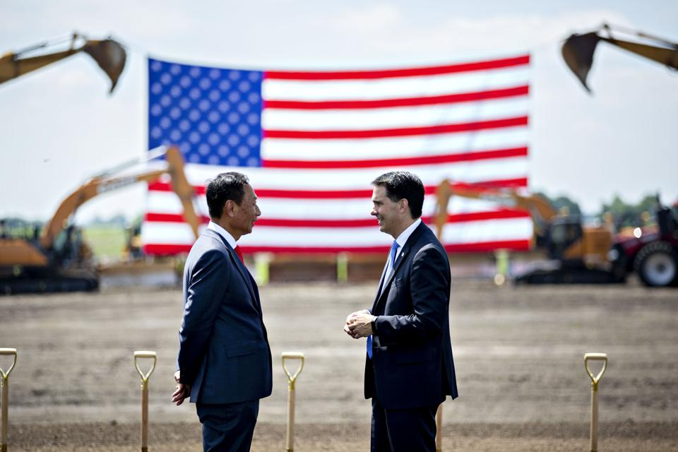 Bringing Chinese Workers To Wisconsin Is The Right Move For Foxconn And The State