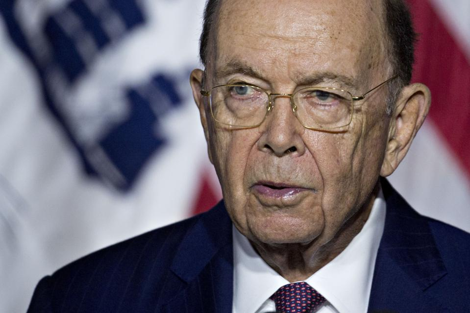 Wilbur Ross: Low Workforce Participation Hindering Economic Growth