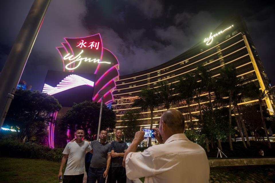 Wynn's Shares Look Considerably Undervalued Despite Expected Macau Headwinds This Year