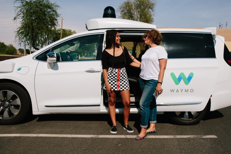Waymo To Convert Chrysler Minivans And Jaguar I-Paces In Detroit Plant