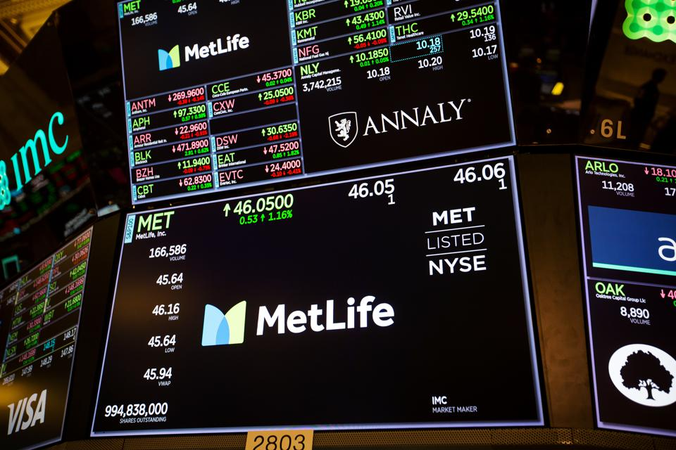 How Much Of Metlife's Top Line Comes From Its U.S. Segment: 30%, 50% or 70%?
