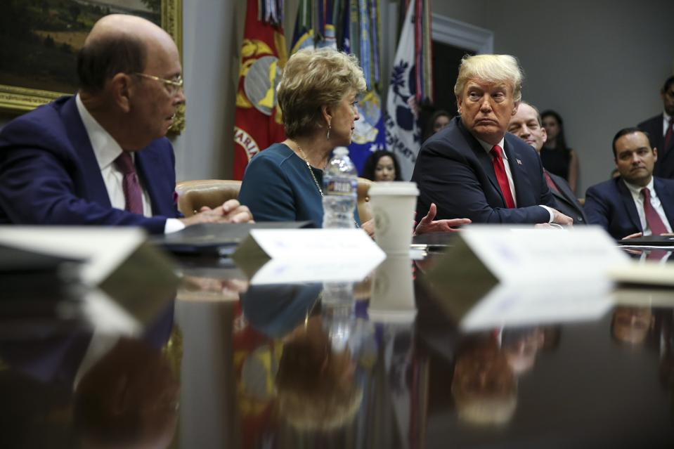 On Trade, Trump Keeps Doing The Same Thing Over and Over, Expecting a Different Result