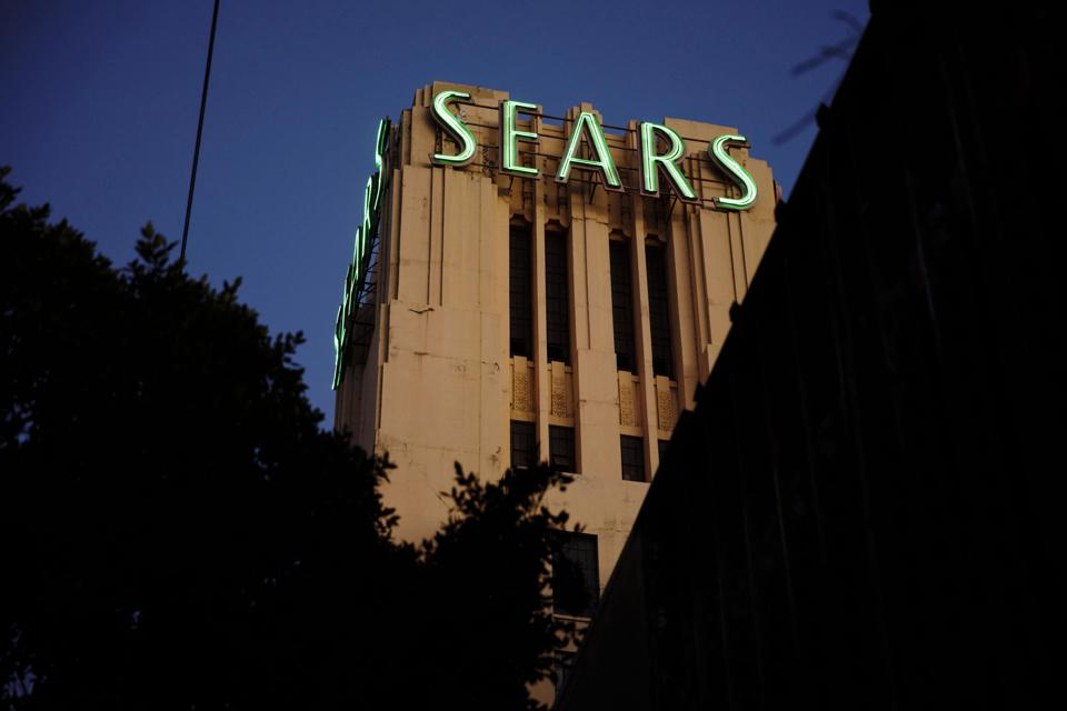 Lawsuit Says Lampert Looted Sears -- And A Lot Of It Happened While Everyone Was Watching