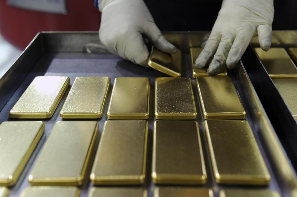 Gold Could Experience Mother-Of-All Short Covering