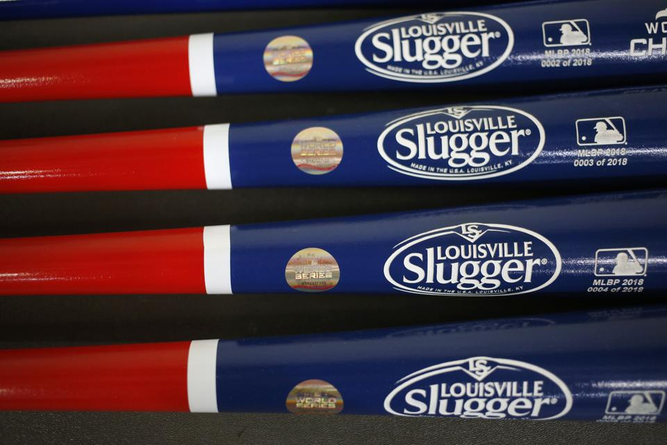 Chinese To Own Louisville Slugger And Wilson, Iconic MLB Bat And Glove Brands