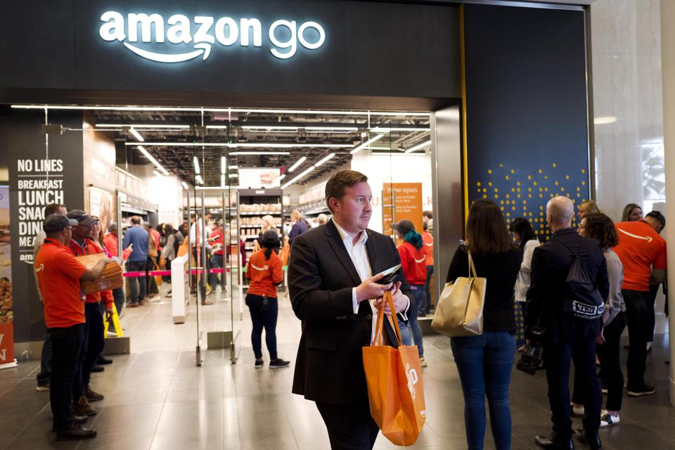 Cash-Accepting Amazon Go Store Shows Amazon Is Smarter Than The Government And Its Competition