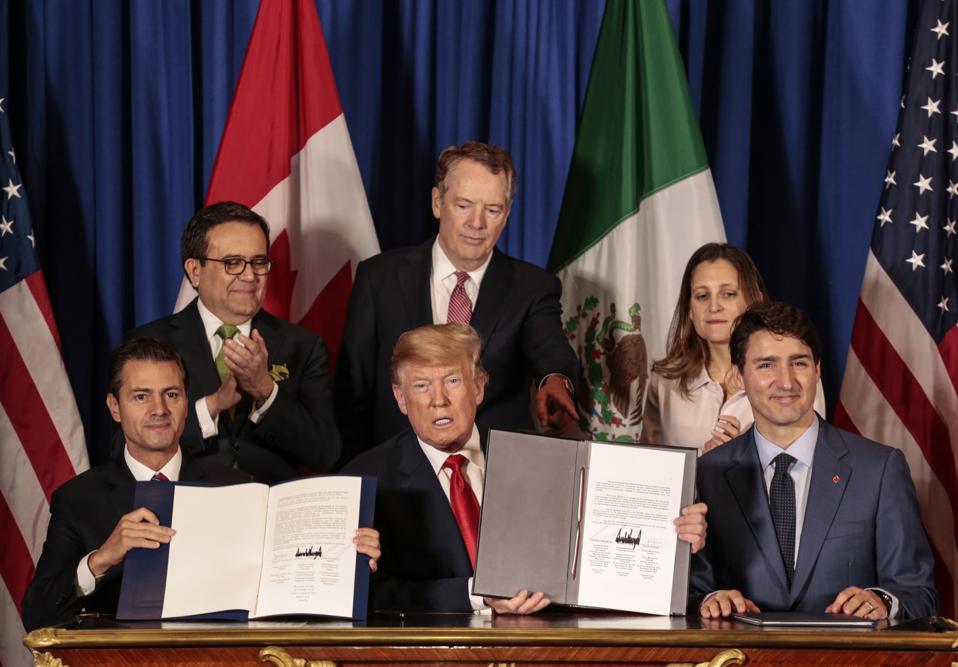 ITC Report on NAFTA Revision Doesn't Impress Democrats