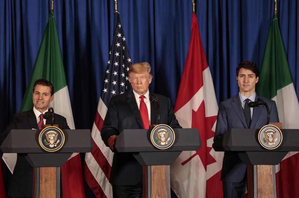 To Protect Free Speech, Reform Section 230. Don't Put It Into The USMCA.