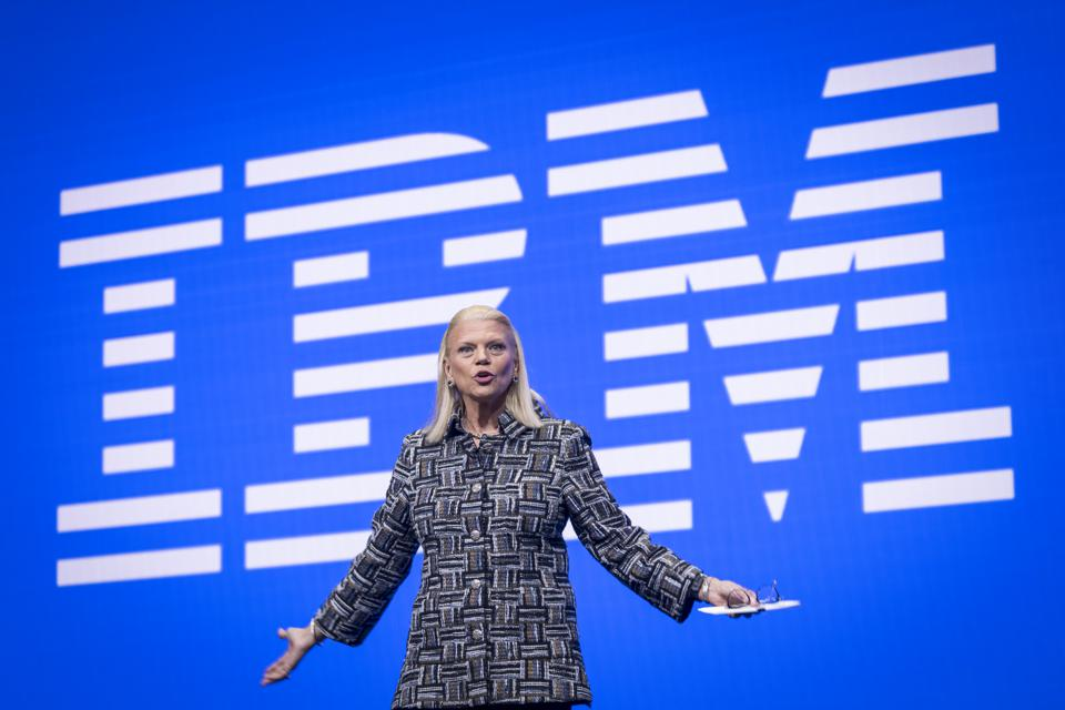 IBM's Artificial Intelligence Strategy Is Fantastic, But AI Also Cut 30% Of Its HR Workforce