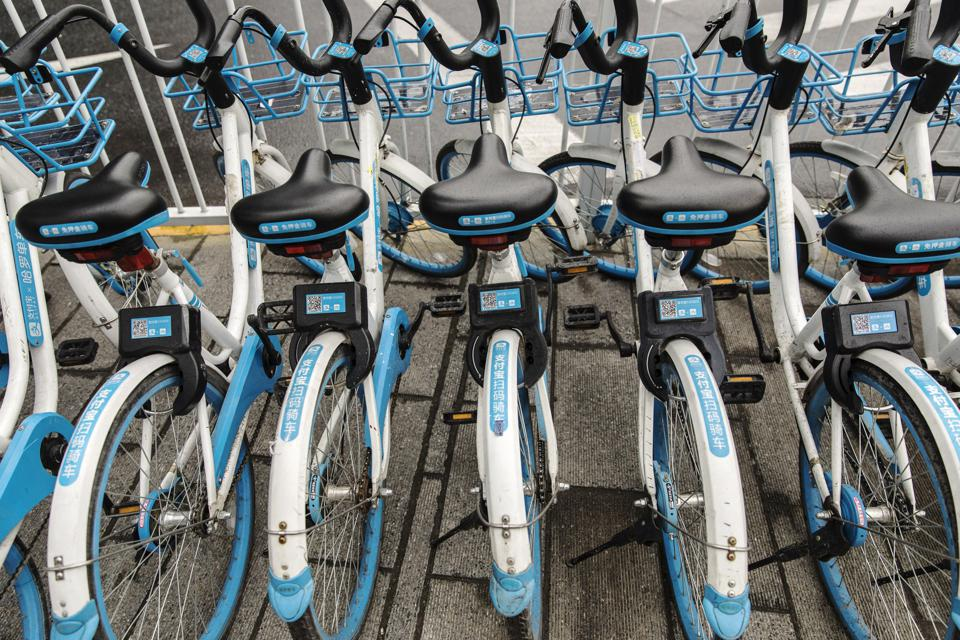Bike Sharing Has Descended Into A Horrible Game Of Chicken.