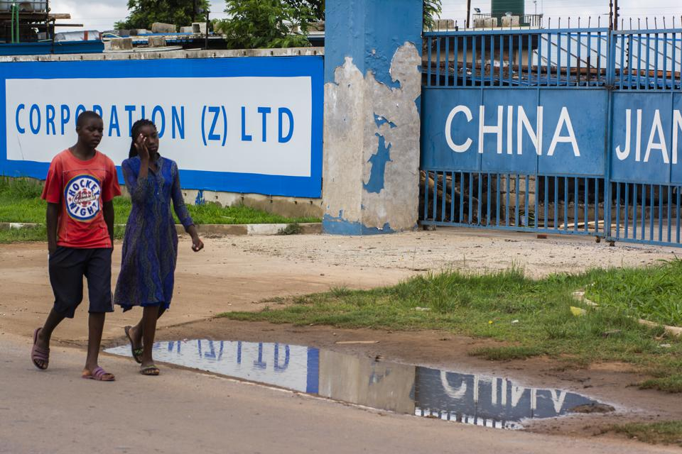 What China Wants From Africa? Everything