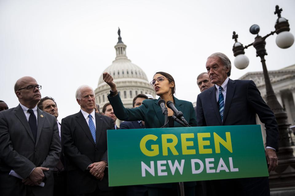 Any Green New Deal Is Dead Without Nuclear Power