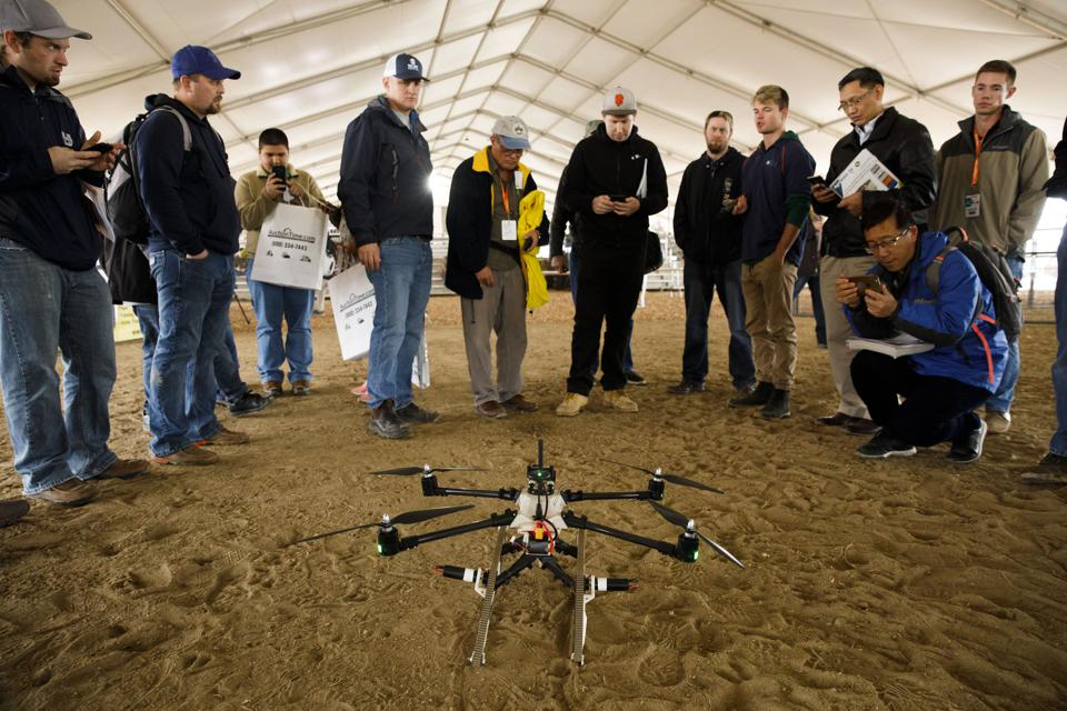 Drones Are Doing More In U.S. Than You May Know, As These 3 Companies Show