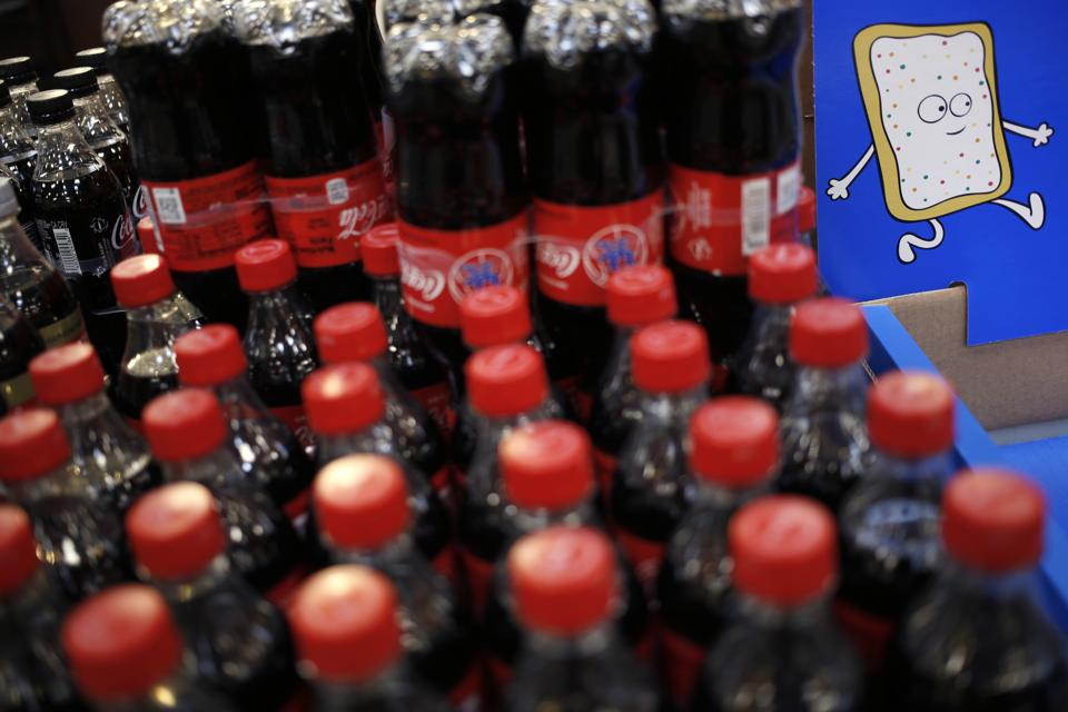 Can Coca-Cola Increase Its Revenue And Profitability By Slashing Its Advertising The Next Two Years?