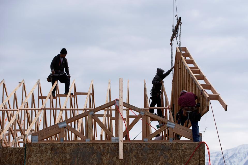 Housing Market Index Supports Buying Homebuilder Stocks