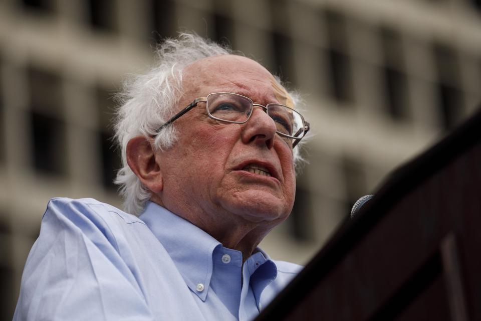 Bernie Sanders Is Using Teachers' Ideas - And Why That's A Big Deal
