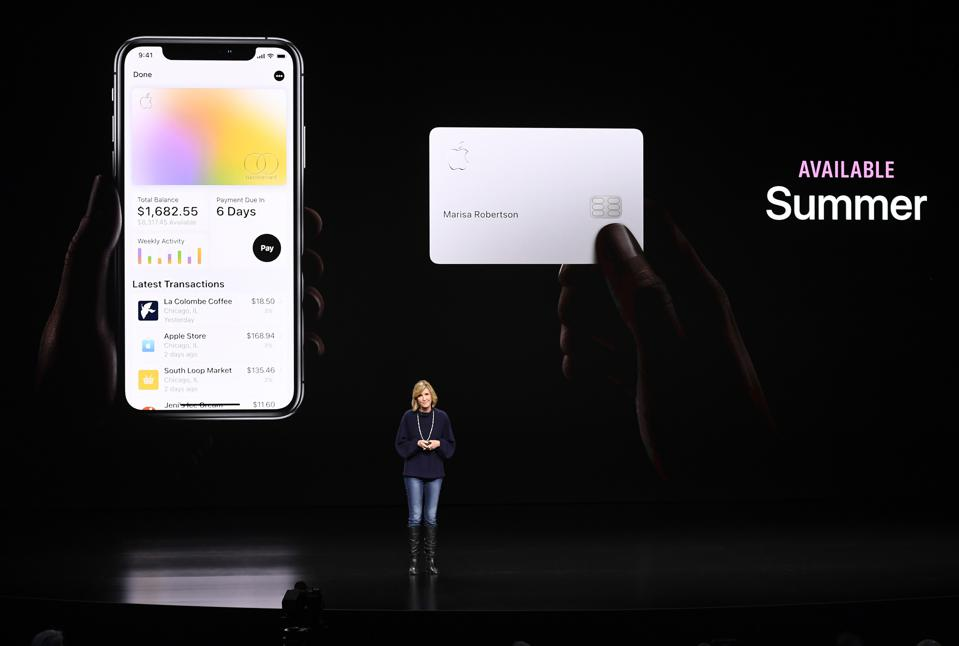 The Apple Credit Card Is A Game Changer
