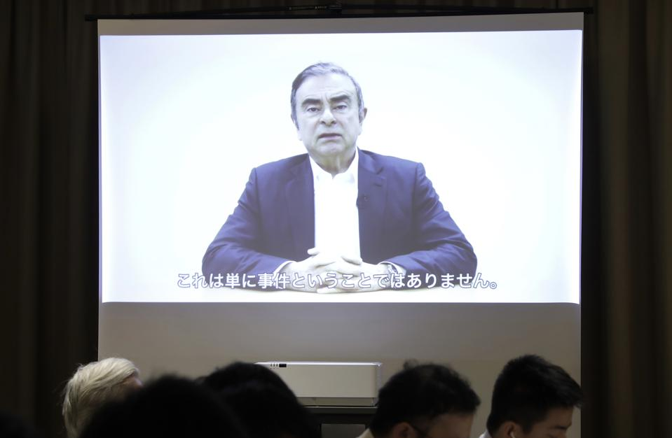 Japan Authorities Indict Carlos Ghosn For Fourth Time, Nissan Poised To Reject Full Renault Merger