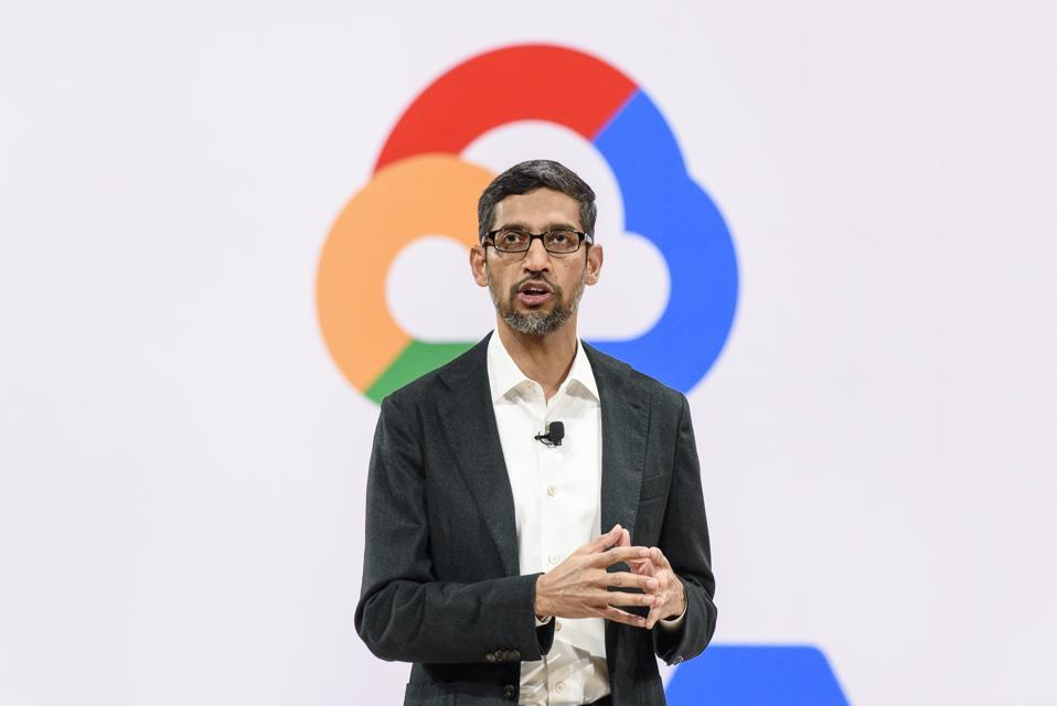 Big Tech Regulation Exposes Google Investors, CEO Sundar Pichai's Future
