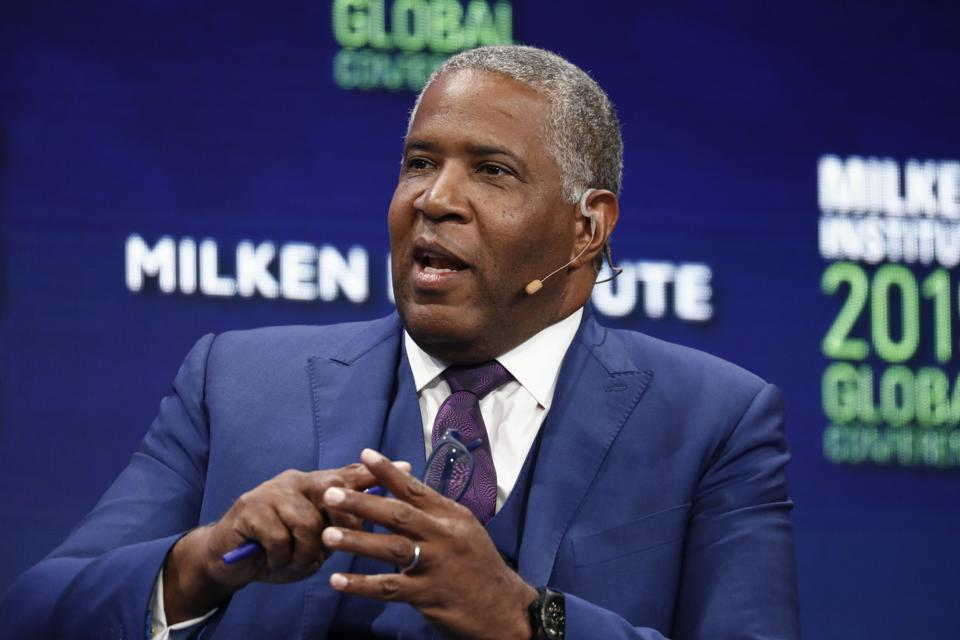 Billionaire Robert F. Smith Promises To Pay Off Student Debt Worth Millions